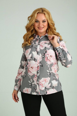 Блуза SOVITA M-598 длинный_рукав