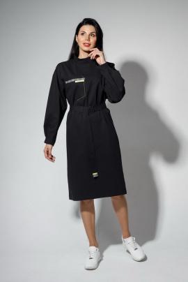 Платье YFS 6141 черный