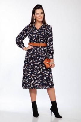 Платье INVITE 4035/1 синий