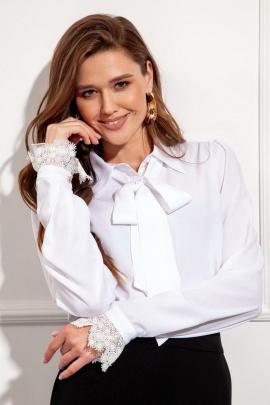 Блуза Nova Line 20415 белый