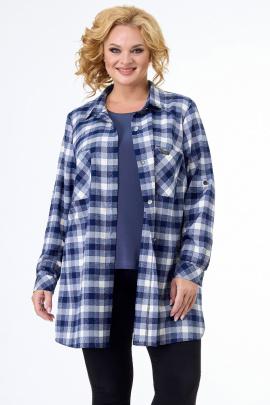 Блуза, Рубашка Algranda by Новелла Шарм А3776