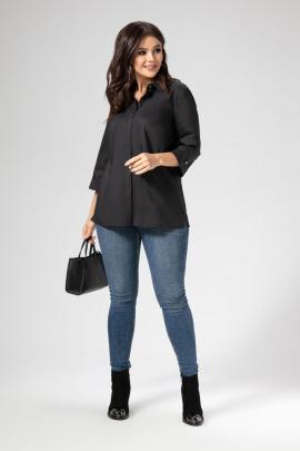 Блуза Панда 40840z черный