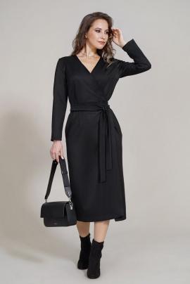 Платье Mirolia 933 чёрный