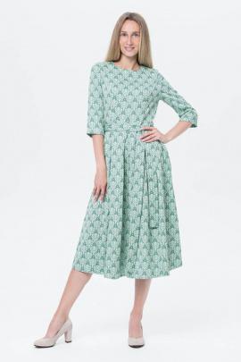 Платье BirizModa 15767 зеленый