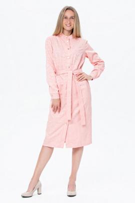Платье BirizModa 15770 розовый
