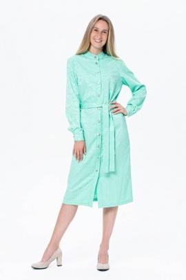Платье BirizModa 15770 салатовый