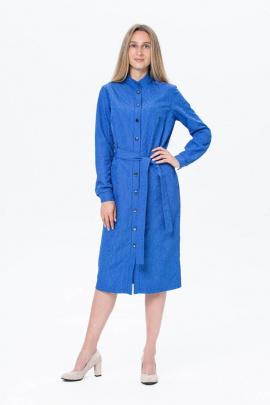 Платье BirizModa 15770 синий
