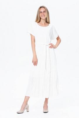 Платье BirizModa 21С0028 молочный