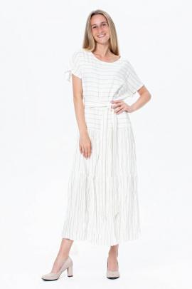Платье BirizModa 21С0029 молочный