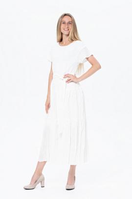Платье BirizModa 21С0028 экрю