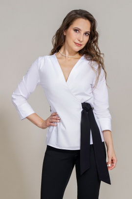 Блуза Mirolia 947 белый