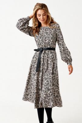 Платье ELLETTO LIFE 1854 бежевый