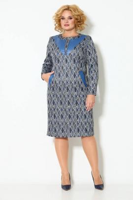 Платье TrikoTex Stil М5916
