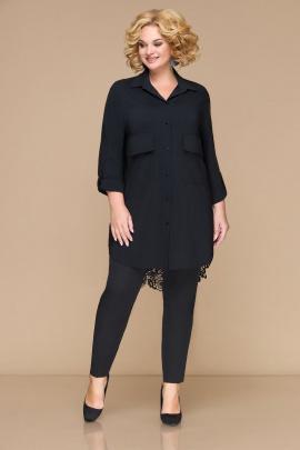 Брюки, Блуза Svetlana-Style 1606 черный