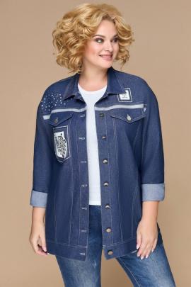 Куртка Svetlana-Style 1800 синий