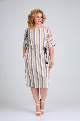 Платье SVT-fashion 500 полоска