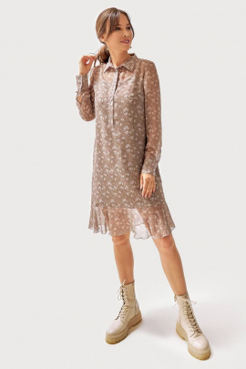 Платье FOXY FOX 1294.1 беж