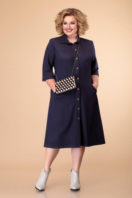Платье Romanovich Style 1-2003 джинс