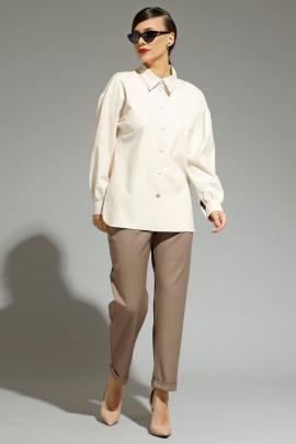 Комплект Магия моды 1968 молочный+какао
