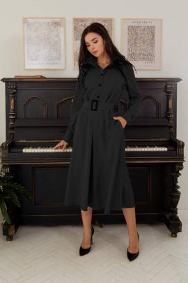 Платье LadisLine 1384 черный