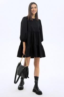 Платье LaVeLa L10263 черный