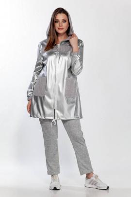 Комплект Belinga 2185 серебро/серый