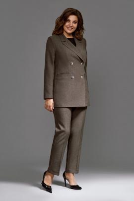 Женский костюм Mubliz 570 шоколад