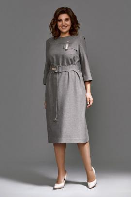 Платье Mubliz 601 серый