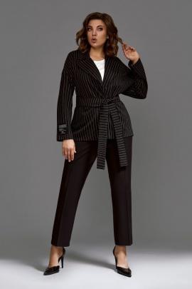 Женский костюм Mubliz 599 черный