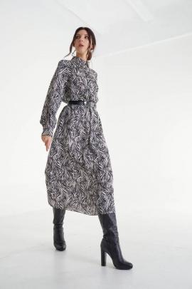 Платье MALI 421-092 беж