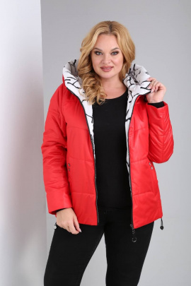 Куртка Shetti 2012 красный