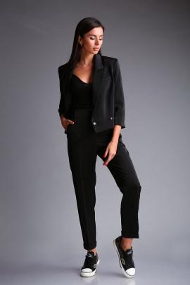 Женский костюм Andrea Fashion AF-170 чёрный