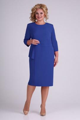 Платье ELGA 01-712 василек