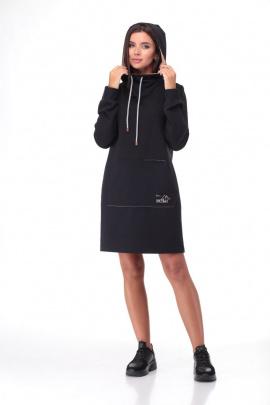 Платье Bonna Image 633 черный