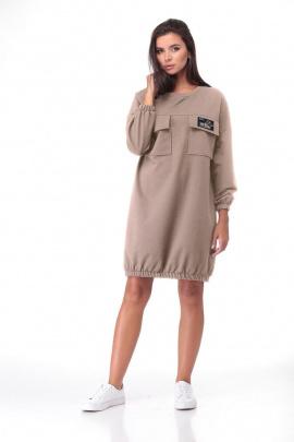 Платье Bonna Image 634 беж
