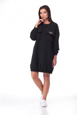 Платье Bonna Image 634 черный