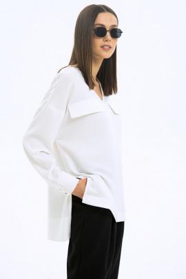 Рубашка LaVeLa L50252 белый