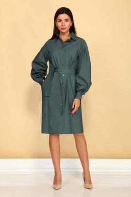 Платье Juliet Style Д218-1 нефрит