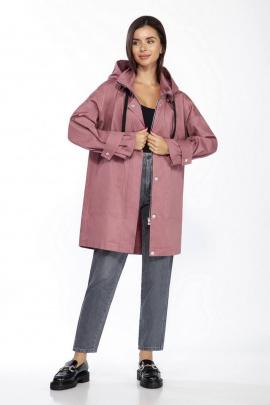 Куртка LaKona 1400 дымчатая_роза