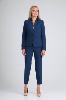 Женский костюм Vilena 701 синий