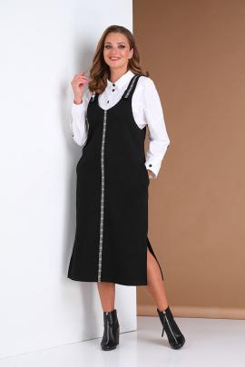 Сарафан Andrea Style 0404 черный