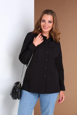 Блуза Andrea Style 0403 черный