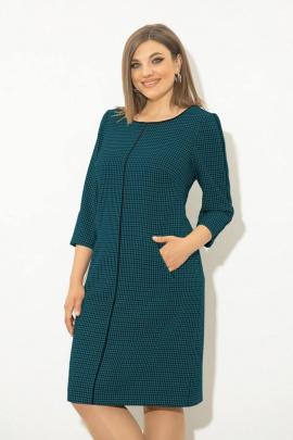 Платье JeRusi 2123 петроль