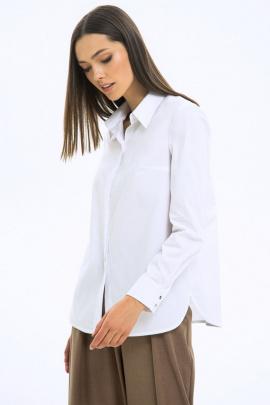 Блуза LaVeLa L50249 белый
