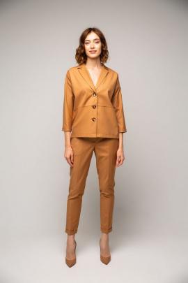 Женский костюм Ivera 6004 песочный