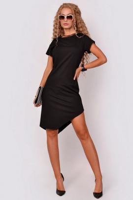 Платье PATRICIA by La Cafe С15151 черный