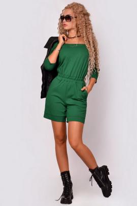 Комбинезон PATRICIA by La Cafe NY15142 ярко-зеленый