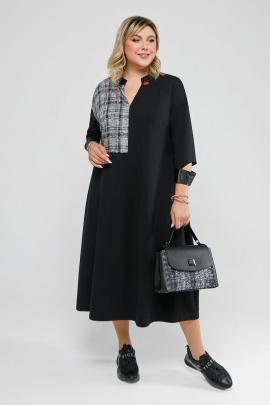 Платье Pretty 2053 черный