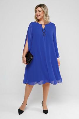 Платье Pretty 2045 электрик