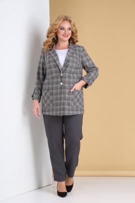 Женский костюм Tensi 314 серый